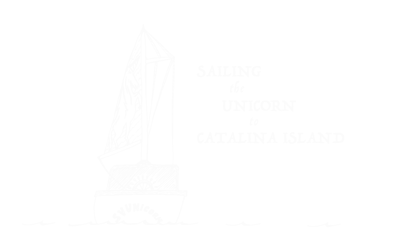Catalina Island // SV Unicorn Sailing