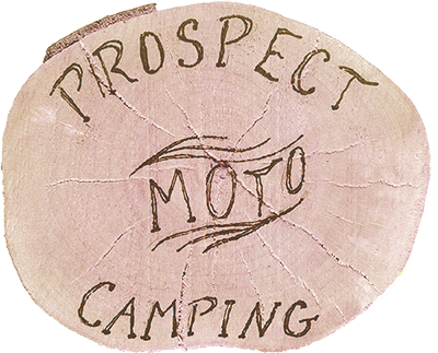Prospect Moto Camping // OR